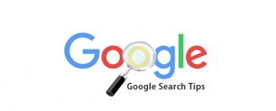 Googleの便利な検索方法について